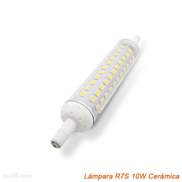 lampara lineal r7s 10w regulable