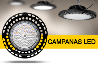 Campana UFO led led26 leadersson