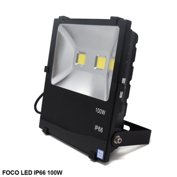 FOCO LED COB ip66 100W Leadersson LED26