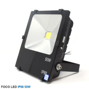 Foco led cob 50w ip66