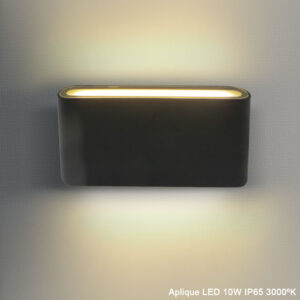 Aplique LED Alameda 10W IP65