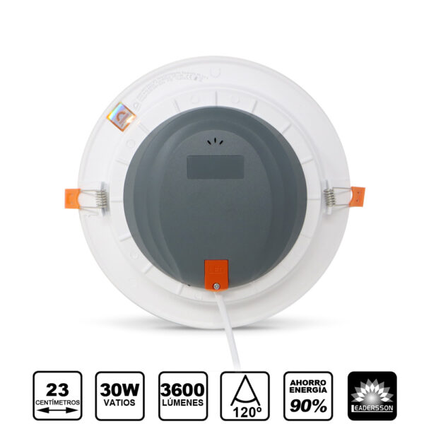 Foco LED 30W Downlight Commerce PRO