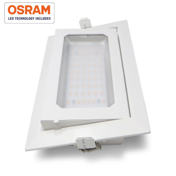 foco LED escaparates 40w