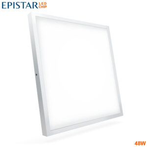 Panel led 60x60 superficie 48W epistar