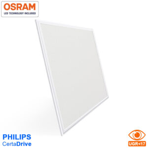 panel-led-60x60-empotrar-ugr-44W-osram