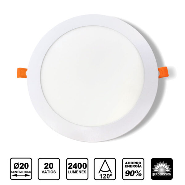 Downlight LED circular 20W led26
